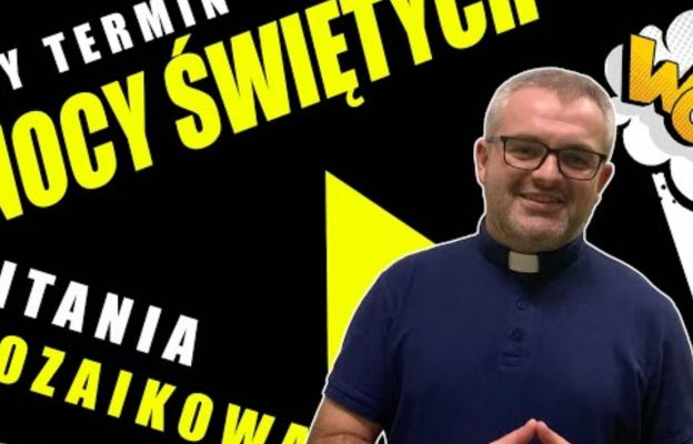 Łódź: mozaikowa Litania do Wszystkich Świętych