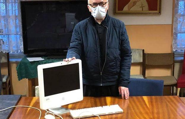 Obdarowani komputerami