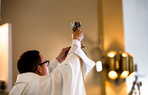 Msza św. niedzielna w sobotę