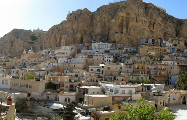Malula syryjska Jasna Góra