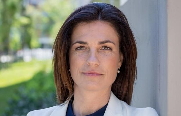 Judit Varga - węgierska minister sprawiedliwości
