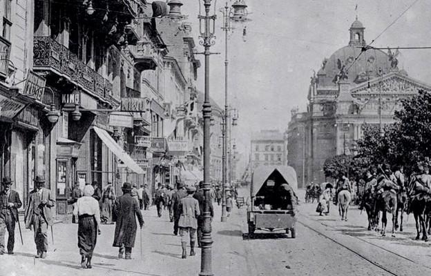 Ulice Lwowa, lata międzywojenne