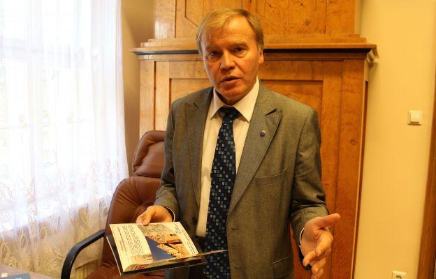Klasztor musiał być gdzieś na terenie dzisiejszego Międzyrzecza – twierdzi dr Andrzej Kirmiel