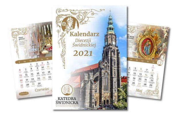 Kalendarz diecezjalny już w sprzedaży