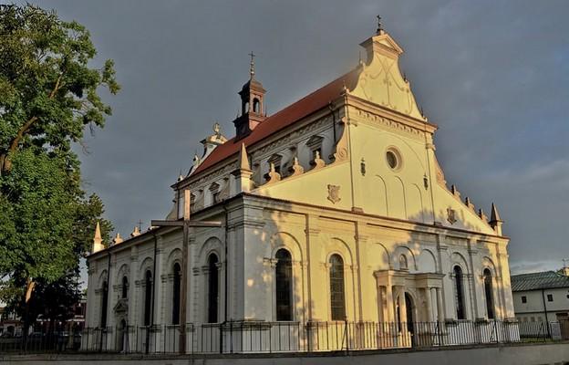 Z tej katedry, naszej dawnej kolegiaty