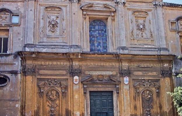 Bazylika św. Marcina iSylwestra – kościół tytularny 86. kardynała – kard. Nycza