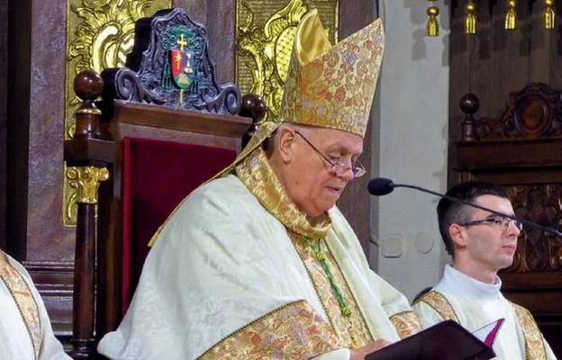 Apel biskupa legnickiego