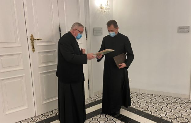 Katedra warszawsko-praska ma nowego proboszcza