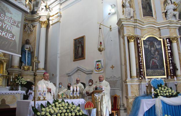 Biskup ustanowił sanktuarium Matki Bożej Gospodyni Babimojskiej w Babimoście