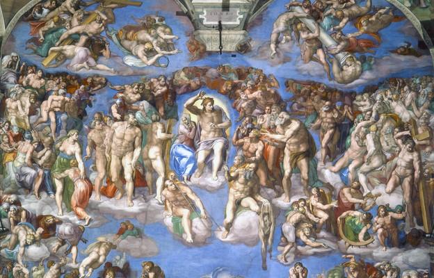 Sąd Ostateczny (fresk Michała Anioła)