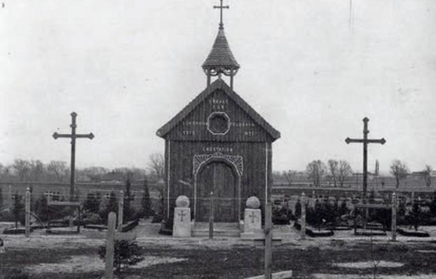Kaplica zwątkiem militarnym