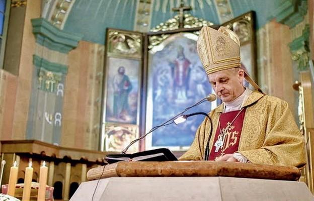 Bp Pindel: trzy filary Kościoła