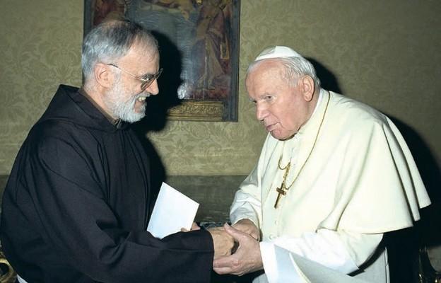 Kapucyn, który został kardynałem