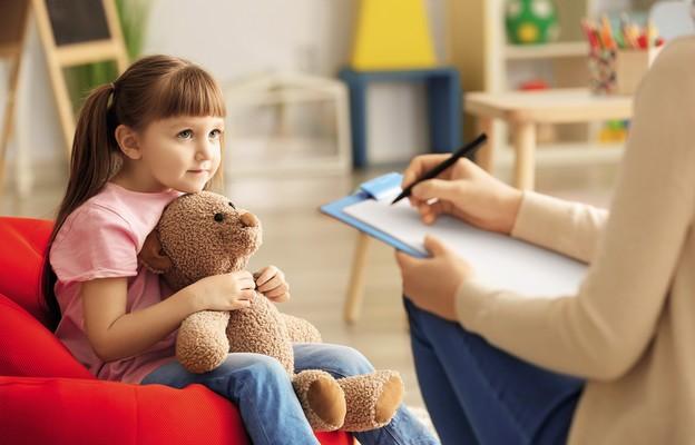 Wizyta upsychologa dziecięcego