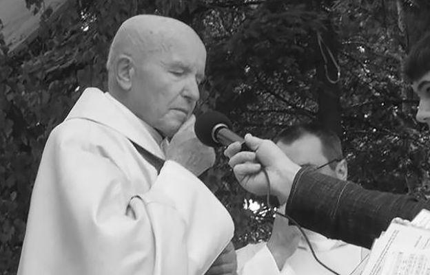 ks. Stanek był emerytowanym proboszczem w Kopytowej
