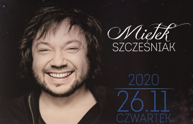 Koncert Mietka Szcześniaka online