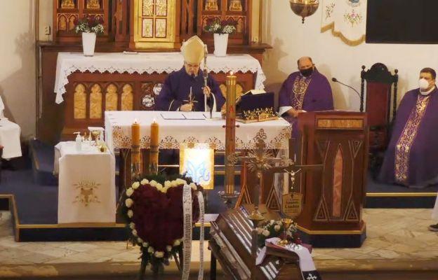 Msza św. pogrzebowa ks. kan. Stanisława Czachora