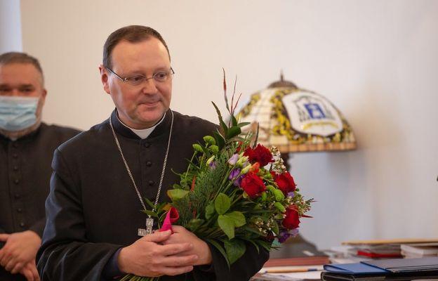 Ks. Jacek Grzybowski biskupem pomocniczym diecezji warszawsko-praskiej!
