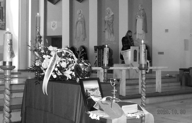 Pożegnali kapłanów