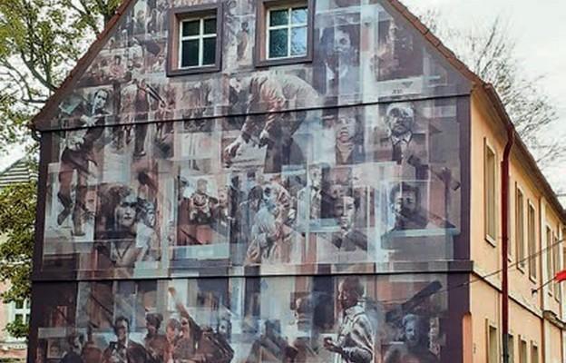 Historia na ścianie