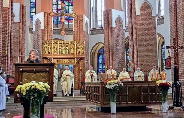 Uroczysta Eucharystia z okazji 30-lecia Caritas