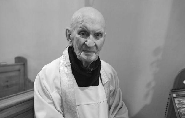 ks. Józef Lisiak (1918-2020)