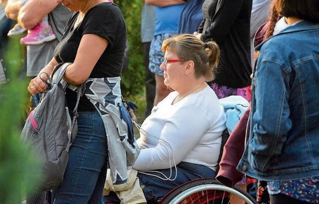 Urodziłam się niepełnosprawna