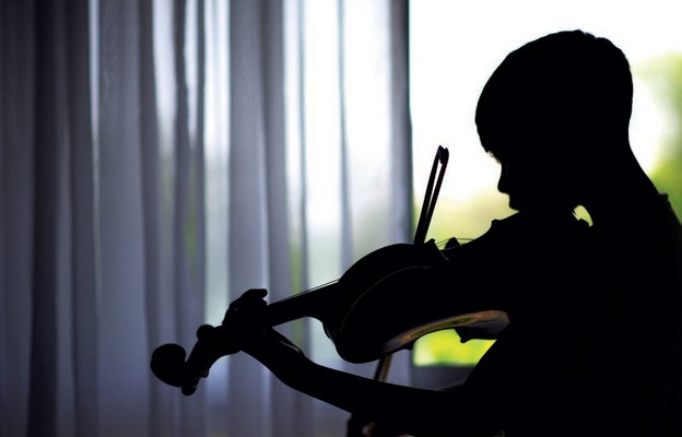 Rozstrojone skrzypce