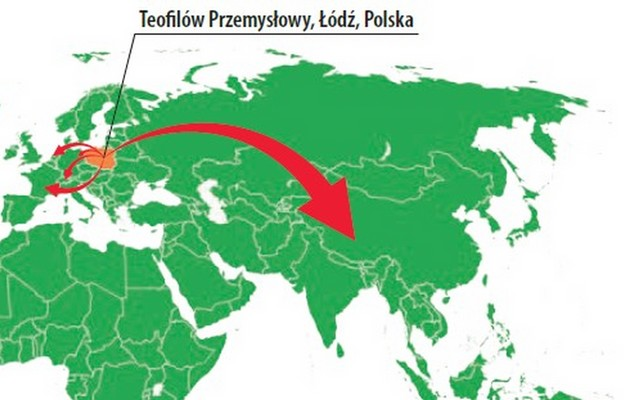 Logistyczne serce Polski