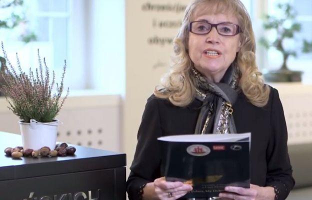 Prof. Elżbieta Warulik - przewodnicząca jury