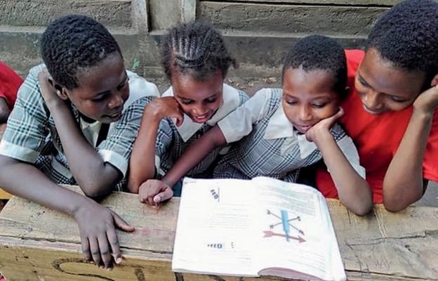 Dzięki zbiórce pieniężnej powstała szkoła na Madagaskarze