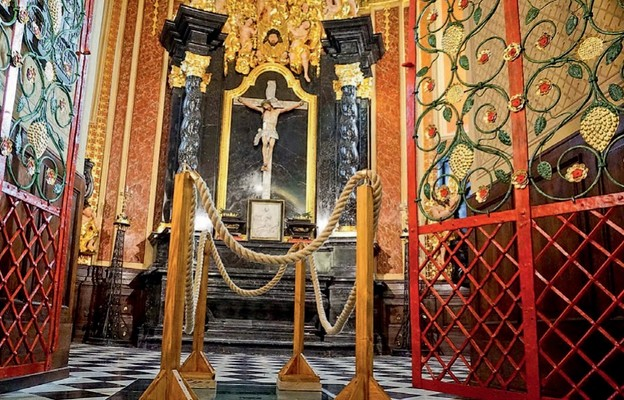 Zaułek przemyskiej katedry