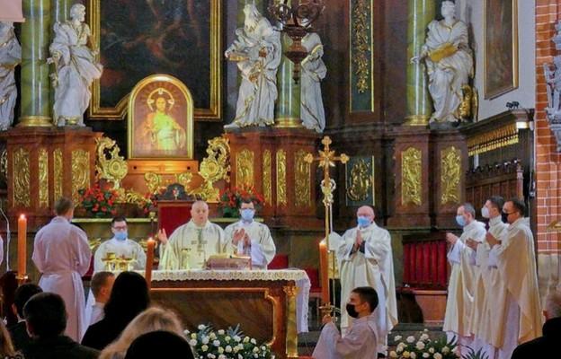 Uroczystość Chrystusa Króla w katedrze