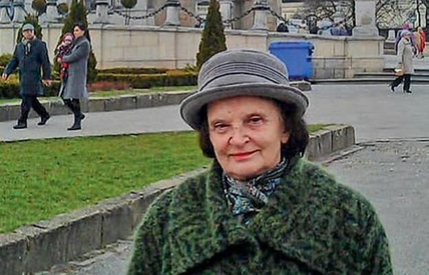 Strażniczka pamięci Katynia