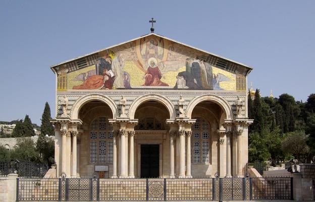 Kościół Narodów w Jerozolimie