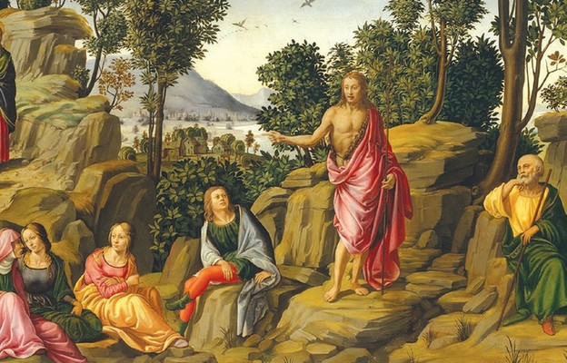 Świadectwo Jana Chrzciciela o Chrystusie