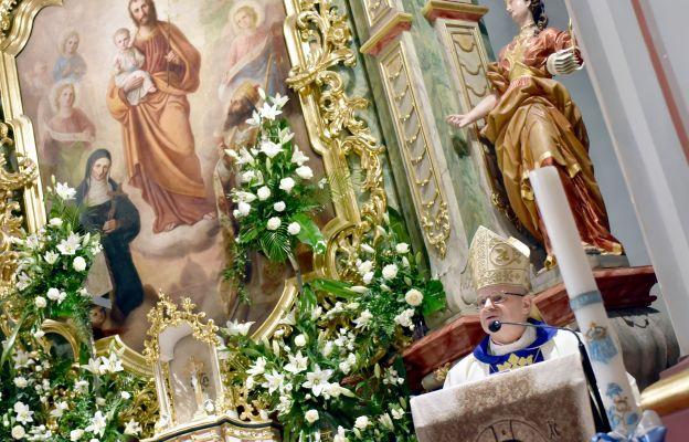 Wzywajmy św. Józefa, aby przeprowadził nas bezpiecznie przez próbę wiary – mówił w homilii bp Mendyk