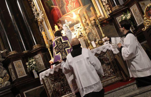 Msza św. trydencka