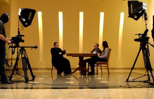 Abp Grzegorz Ryś w rozmowie z redaktorami