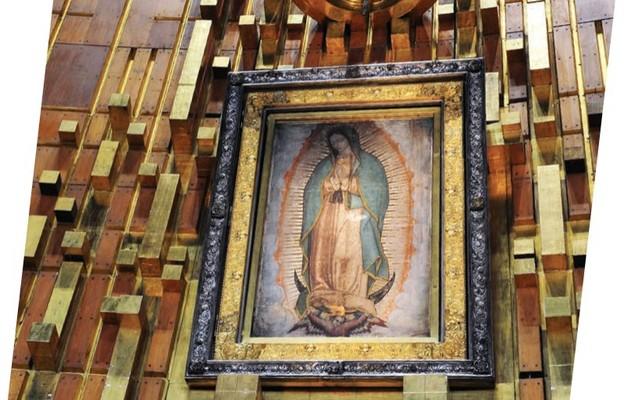 Cudowny obraz Matki Bożej z Guadalupe