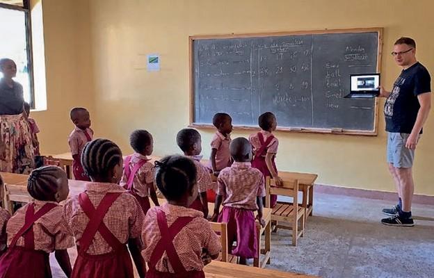 Dary dla Afryki