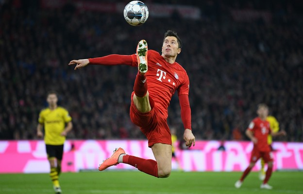 Plebiscyt FIFA - Robert Lewandowski najlepszym piłkarzem 2020 roku