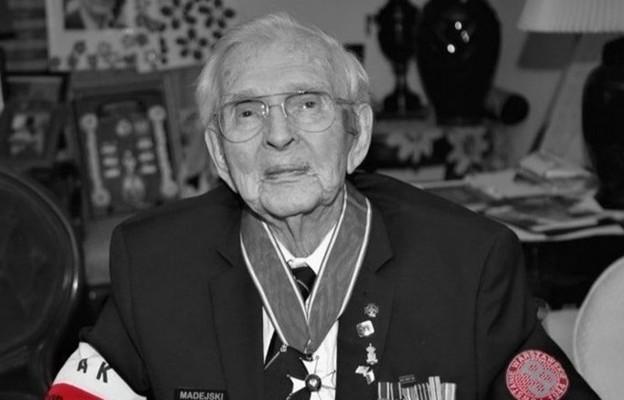 kapitan Mieczysław Madejski