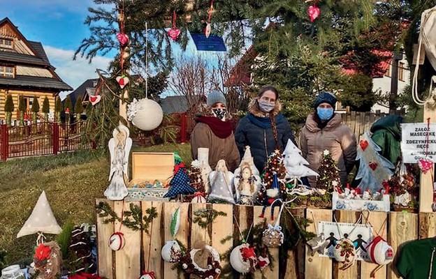 Każdy mógł zaopatrzyć się w unikalne świąteczne ozdoby