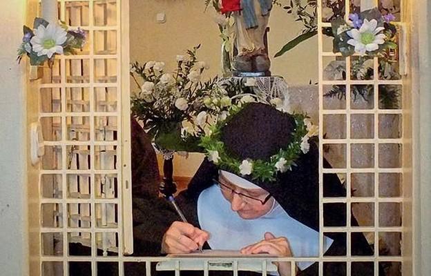 Zawsze można liczyć na modlitwę sióstr