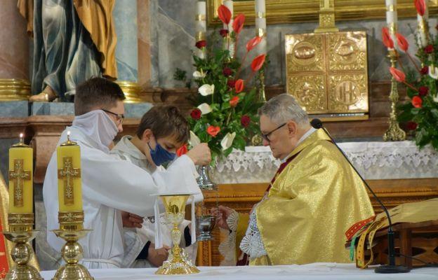 525 lat opieki św. Barbary