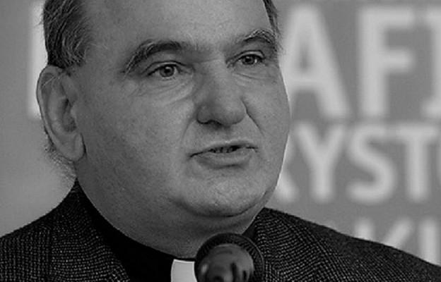 Lublin: Zmarł ks. prof. Andrzej Maryniarczyk, wybitny filozof i metafizyk