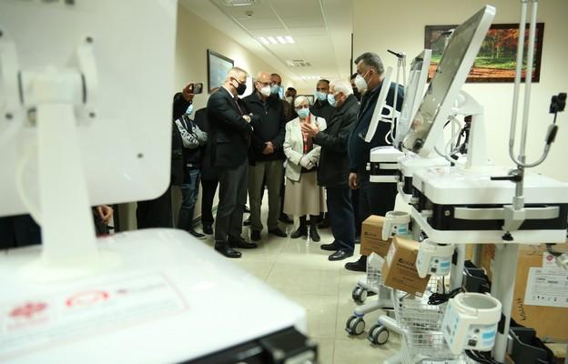 Caritas Polska z pomocą Palestyńczykom