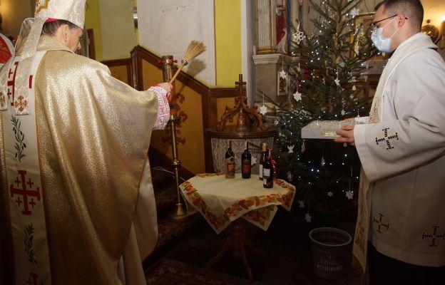 Pobłogosławienie wina