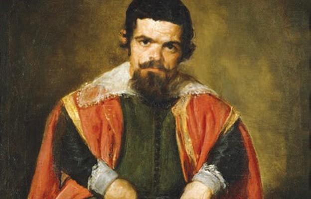 Diego Velázquez, Don Sebastian de Morra (błazen króla hiszpańskiego Filipa IV; olej, 1644 r.)